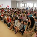 La ONG Save the Children ha reconocido al CEIP 'Virgen del Carmen' de Almodóvar como 'Embajador de los derechos de la Infancia'