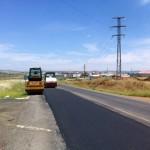 Comienzan los trabajos de saneamiento y asfaltado en la carretera a Puertollano que también se ejecutarán en la calle córdoba de Argamasilla