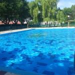 Este domingo se inaugura la temporada de baño hasta el 1 de septiembre en la Piscina Municipal de Argamasilla de Calatrava