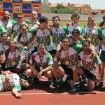 Arlequines Miguelturra y Mineros Puertollano disputan el I Trofeo Diputación de Rugby