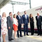 Cospedal destaca que la nueva línea de AVE Madrid-Alicante acerca a Castilla-La Mancha a la costa y atrae turismo hacia nuestra región