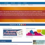 La Junta pone en marcha el nuevo Portal de Educación de Castilla-La Mancha