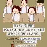 """Ciudad Real: Festival solidario """"Magia y rock por la sonrisa de un niño"""""""