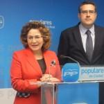 Riolobos afirma que el Gobierno de Cospedal ha ahorrado en gastos «innecesarios» para «crecer y crear empleo»