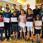 El Ayuntamiento de Ciudad Real entrega los premios a los ganadores del concurso Parque Infantil de Tráfico
