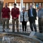 Todos los directores de Las Tablas de Daimiel se reúnen en la clausura de las II Jornadas de Investigación Científica sobre el Parque Nacional