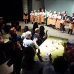 El teatro Ayala se transforma en la cocina de un restaurante