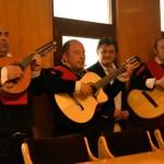 El I Certamen Nacional de Tunas de Daimiel acercó a Daimiel el reconocible sonido de esta tradición cultural