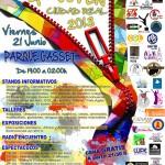 El Parque de Gasset acogerá el IV Encuentro Joven de Ciudad Real el 21 de junio