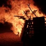 """Ciudad Real: El barrio de La Granja """"arde"""" en plena fiesta"""