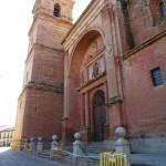 Infantes: El derrumbe de una capilla de la Iglesia de San Andrés obliga a cerrar el templo