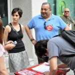 IU inicia una campaña de recogida de firmas para pedir la dimisión de Rajoy y la convocatoria de elecciones generales
