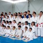Exhibición y fiesta para clausurar el curso de la Escuela Municipal de Judo de Manzanares