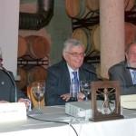 Manzanares: El Fiscal General del Estado preside el vigésimo aniversario de Tertulia XV