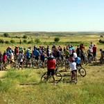 Realizada con éxito la XVII Marcha Cicloturista en Campo de Criptana