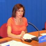 Victoria Sobrino explica las ayudas que se gestionan desde los Servicios Sociales Miguelturreños
