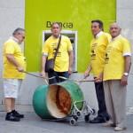 Los estafados por las preferentes de Puertollano llevan a Ciudad Real su cruzada contra María José Ciudad