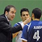 Quique Soto, nuevo entrenador del Manzanares FS