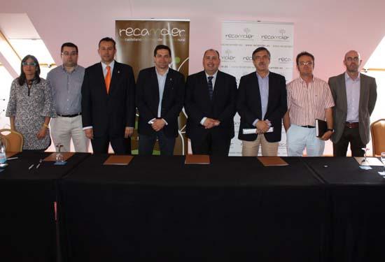 recamder, foto grupo ptes o gerentes de gdr Ciudad Real