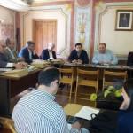 La Junta Directiva de la RECAMDER trabaja en la consecución de Proyectos de Intererés Regional para cumplir los objetivos de ejecución