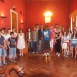 Los socios ingleses del Comenius del IES Airén están en Tomelloso esta semana