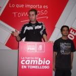 Juventudes Socialistas de Tomelloso presenta su nueva APP para teléfonos móviles
