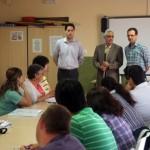 Tomelloso: Inaugurado un curso de lavandería industrial de FSC-Inserta dirigido a AFAS y Puertas Abiertas
