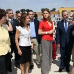 Cospedal inaugura la ETAP Campo de Montiel, que abastecerá a 80.000 personas