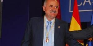 Díaz de Mera, con la medalla de oro de Castilla-La Mancha