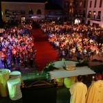 Almodóvar rejuvenece como centro de fe en la JMJ regional