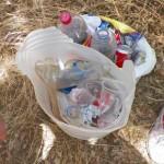 Denuncian la presencia de basura en el bello paraje de Las Lastras de Fuencaliente