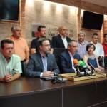 Alcaldes del PSOE de Ciudad Real y Jaén piden la continuidad de la alta velocidad en el corredor Madrid-Jaén