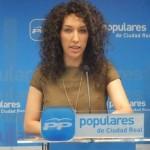 """La presidenta de Nuevas Generaciones dice que Juventudes Socialistas sólo """"sale de su cloaca"""" para """"lanzar piedras sin pensar en los ciudadanos"""""""