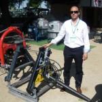 Manzanares: Un sistema de enganche rápido con hidráulicos y toma de fuerza, premio a la novedad tecnológica de FERCAM