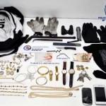 Detenidos tras una salvaje persecución por las calles de Ciudad Real después de robar en pisos de Puertollano