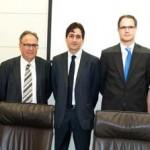 Un ex alumno de la UCLM es galardonado con el premio José María Cervelló de Derecho de los Negocios