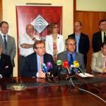 El rector de la UCLM asume la presidencia del G9 universitario