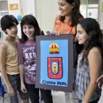 Ciudad Real: Romero visita a los alumnos del Aula Abierta del Centro Social Juan de Ávila