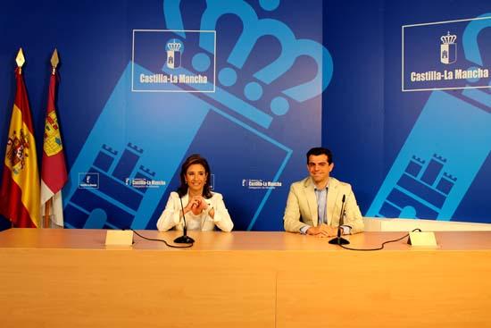 Rueda de prensa Marta Garcia balance Fomento