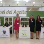 """Manzanares: El """"Túnel del aceite"""" dio a conocer en FERCAM los mejores aceites de oliva virgen extra de la región"""