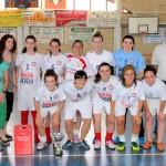 Las Furgoleras ganan el II Torneo de Fútbol Sala Femenino por la Igualdad de Argamasilla de Alba