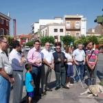 El Ayuntamiento de Alcázar instala 14 nuevos semáforos con tecnología led y adaptados para invidentes
