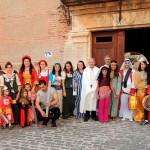 Los aldeanos han disfrutado de su intensa Semana Cultural en el que no han faltado exposiciones, concursos, teatro, música o referentes medievales