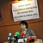 """El PSOE pide al PP provincial que desautorice a la ex alcaldesa de Fontanarejo por """"arremeter"""" contra el fiscal jefe de la Audiencia Provincial de Ciudad Real"""