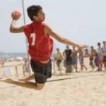 Ciudad Real acogerá el próximo fin de semana un torneo de balonmano playa