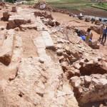 Alumnos e investigadores de la UCLM hallan la primera iglesia medieval de la villa de Montiel