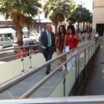 La Subdelegación del Gobierno en Ciudad Real mejora los accesos al edificio con la instalación de una rampa