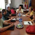El subdelegado del Gobierno en Ciudad Real mantiene una reunión de coordinación para la atención a las víctimas de violencia de género