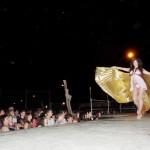 Un desfile de moda inaugura la nueva Zona Joven de Daimiel