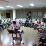 14 daimieleños participan en el curso creativo de Hip-Hop